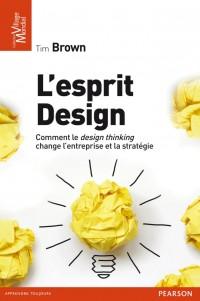 tim brown livre esprit design