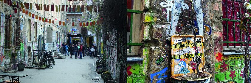 ROSENTHALER STREET - lieux inspirants à Berlin