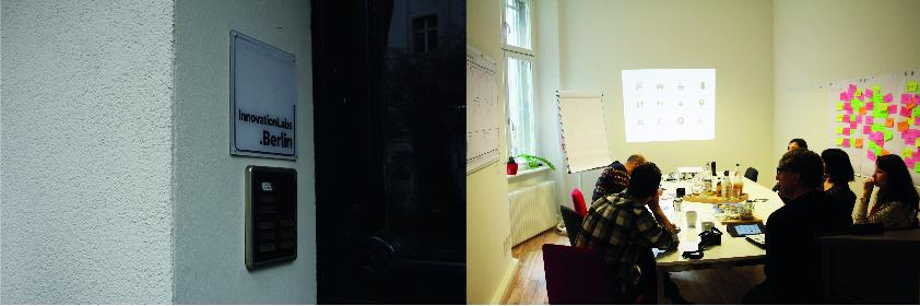 INNOVATION LABS.BERLIN notre chouchou des lieux inspirants à Berlin