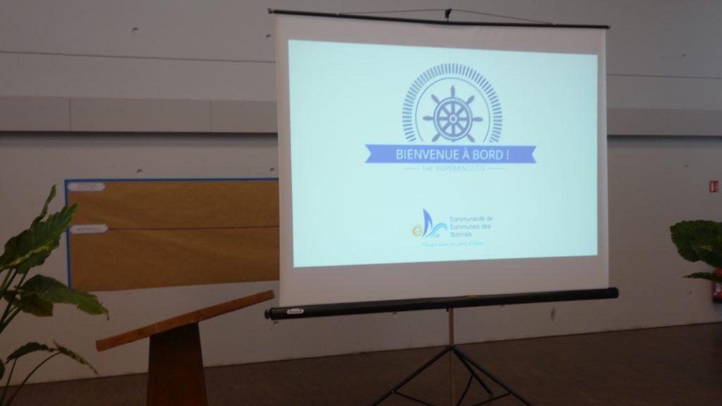 Mon premier workshop - Accueil des participants