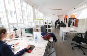 Coworking à Paris : le Lawomatic
