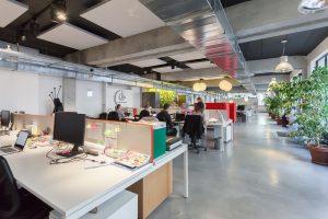 Coworking à Paris : Le Gymnase