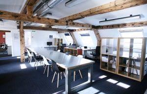 Coworking à Paris : Mozaik Coworking