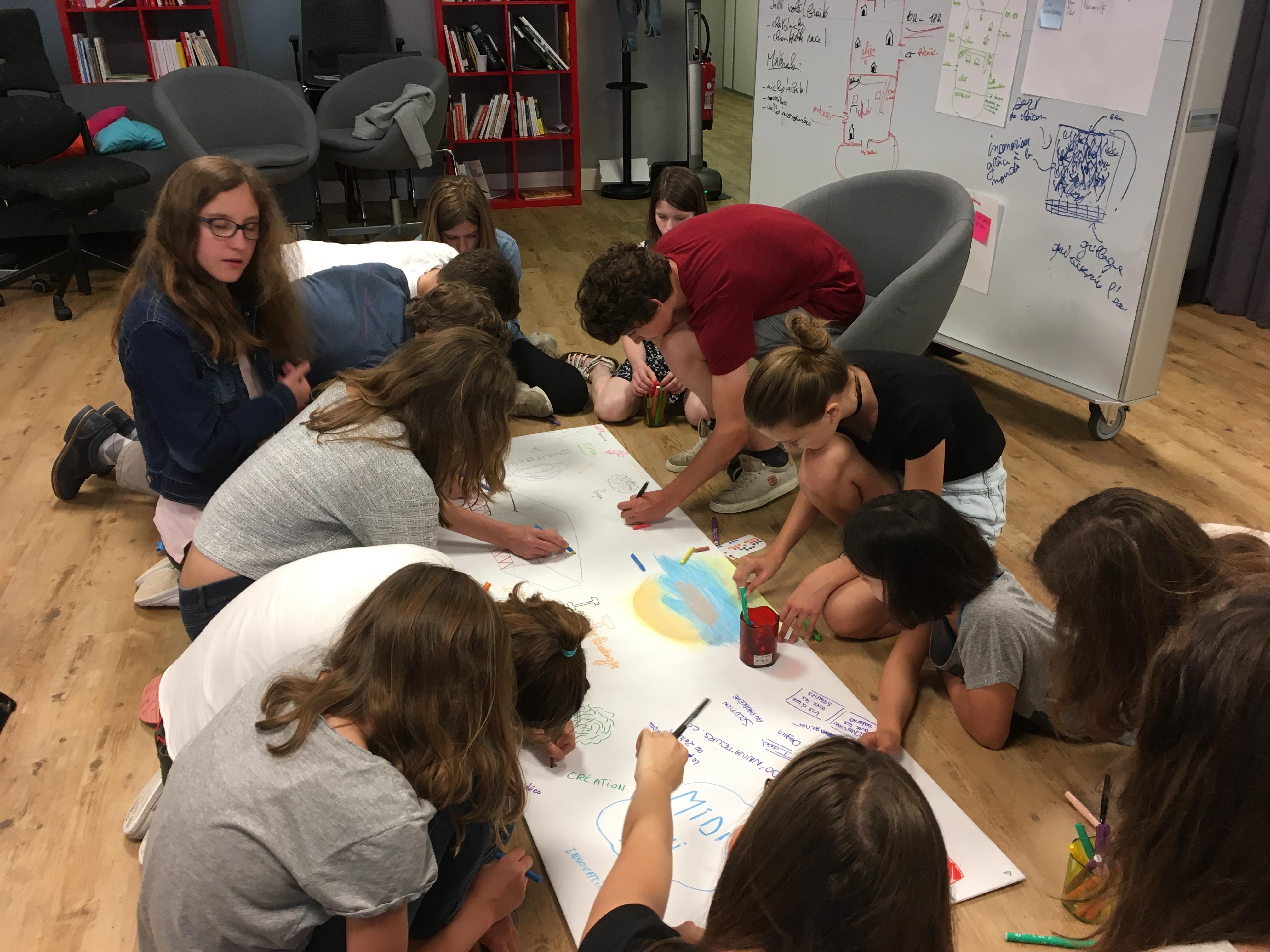 [IMA Technologies] Les jeunes démontrant une réelle capacité à la collaboration