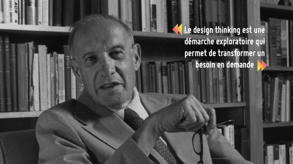 Définition du Design Thinking selon Peter Drucker